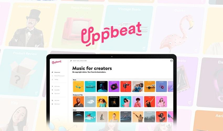 Appsumo's special offer for Uppbeat