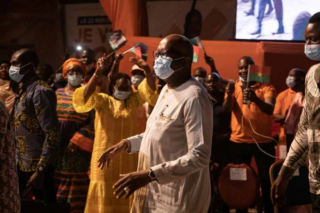 Burkina Faso President Roch Marc Christian Kabore condemned the attack that left 100 civilians dead as 'barbaric' and 'despicable'
