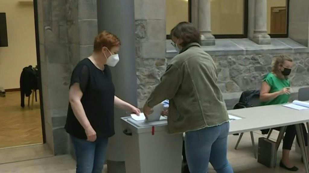 Polls open in Germany's Saxony-Anhalt state regional election