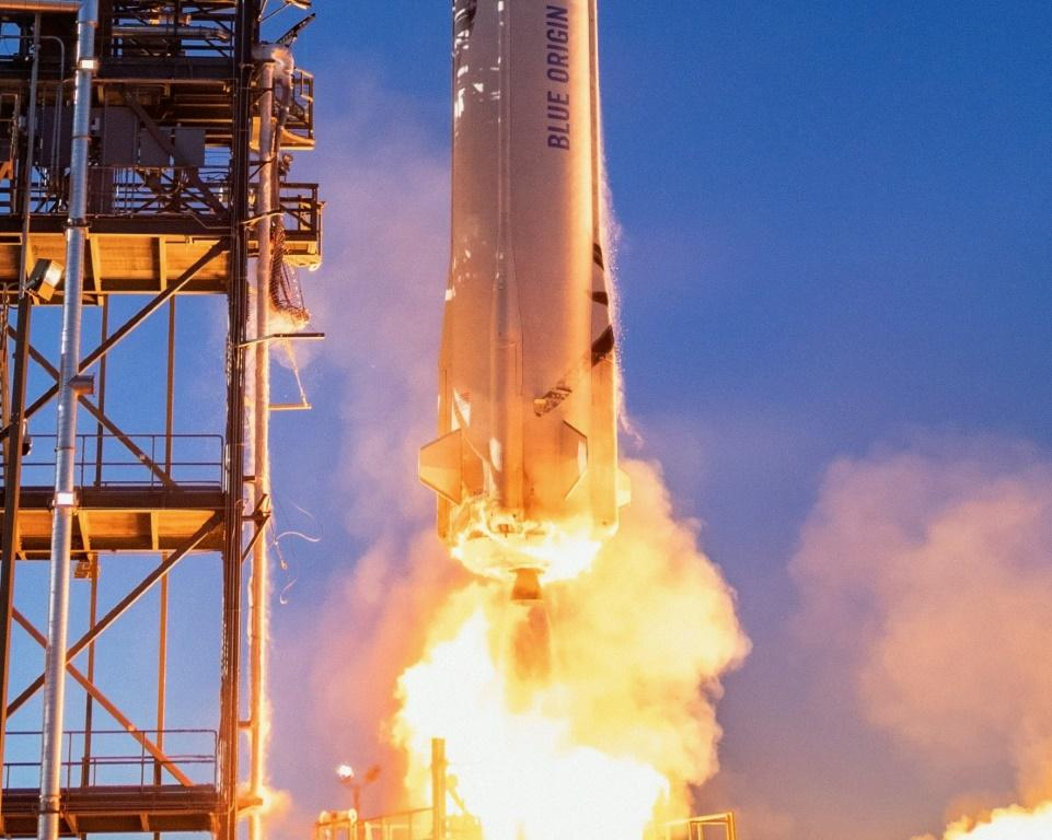Blue Origin's New Shepard rocket has successfully carried out more than a dozen uncrewed test runs launching from its facility in the Guadalupe Mountains of West Texas.