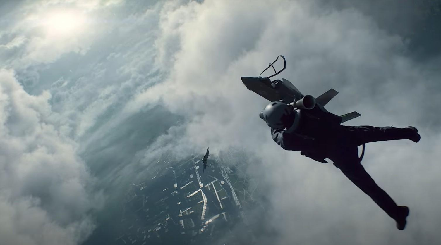 The Battlefield 2042 trailer is filled with moments players will only experience in Battlefield games