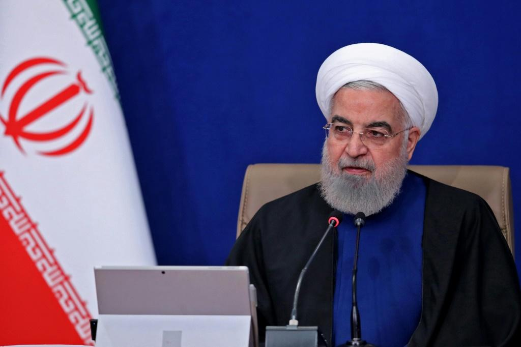 Iran's President Hassan Rouhani, who has served the maximum of two consecutive four-year terms allowed under the constitution, remains in office until August