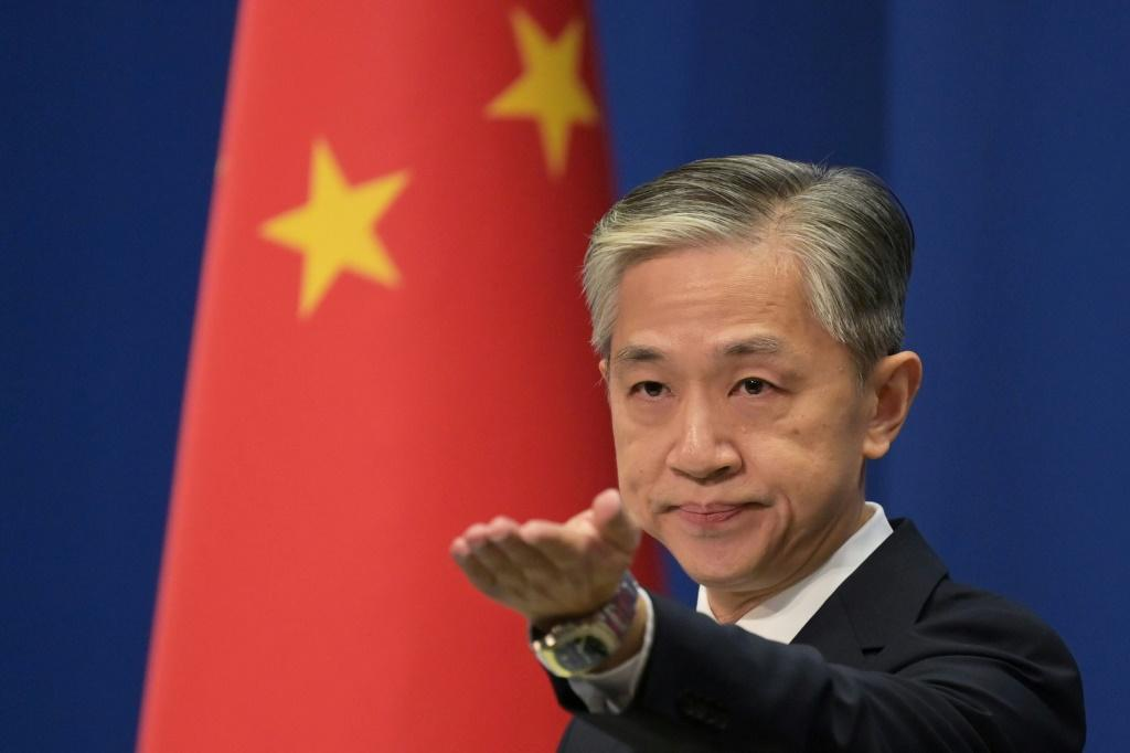 Chinese foreign ministry spokesman Wang Wenbin told a regular press briefing he did not see a definite link between the new law and foreign investment