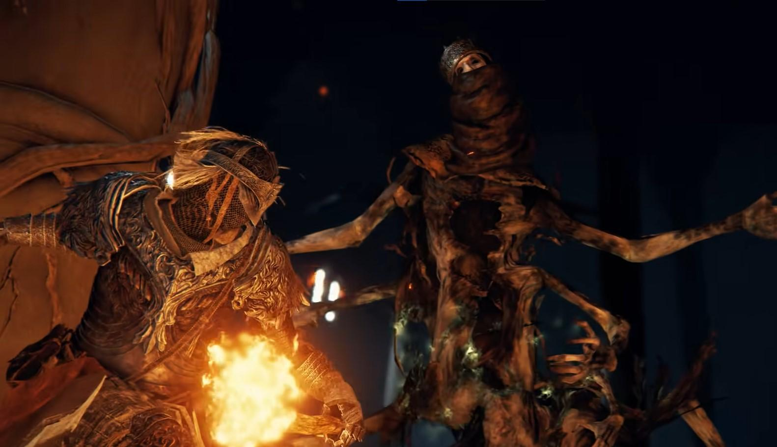 Elden Ring features From Software's signature style of creepy creatures