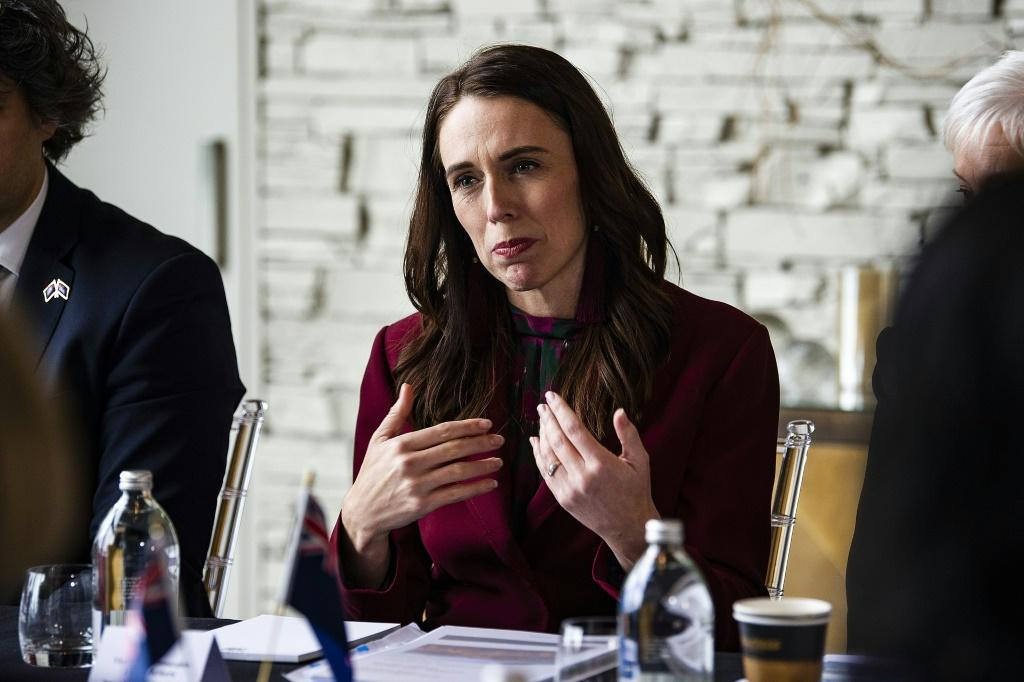 Ardern said the attacks -- when a white supremacist gunman killed 51 people at two mosques during Friday prayers -- remained 'very raw' for many New Zealanders