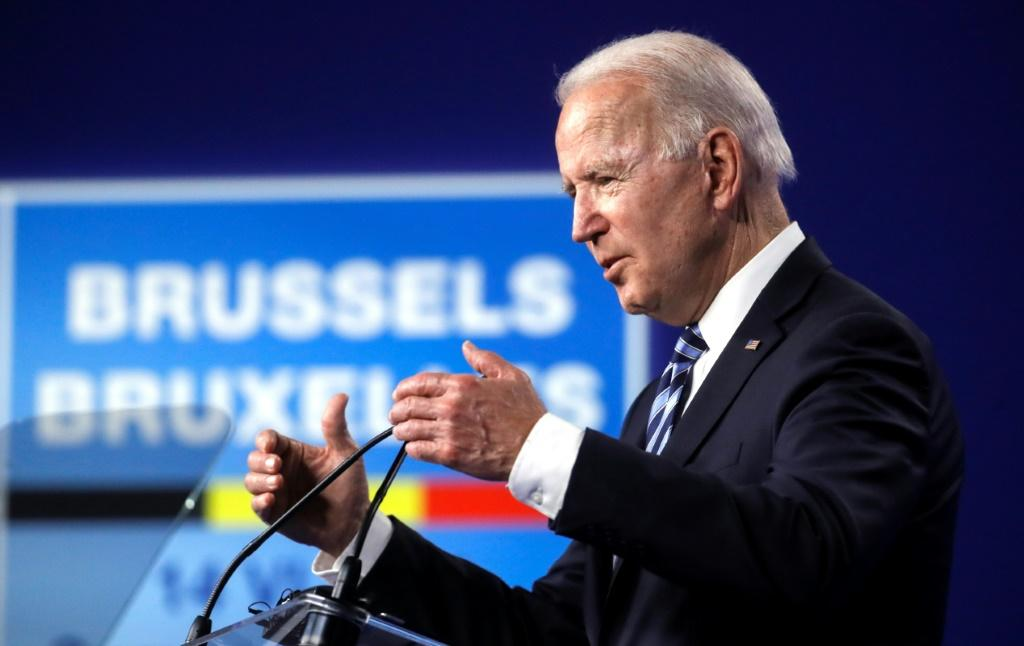 Biden is keen to win European backing on his key policy priority: the rise of China