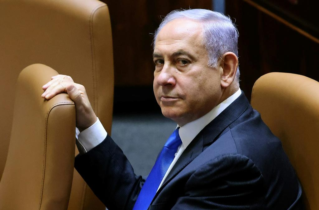 During his record-long tenure Netanyahu became practically synonymous with Israeli politics, and for some young people the only leader they had known