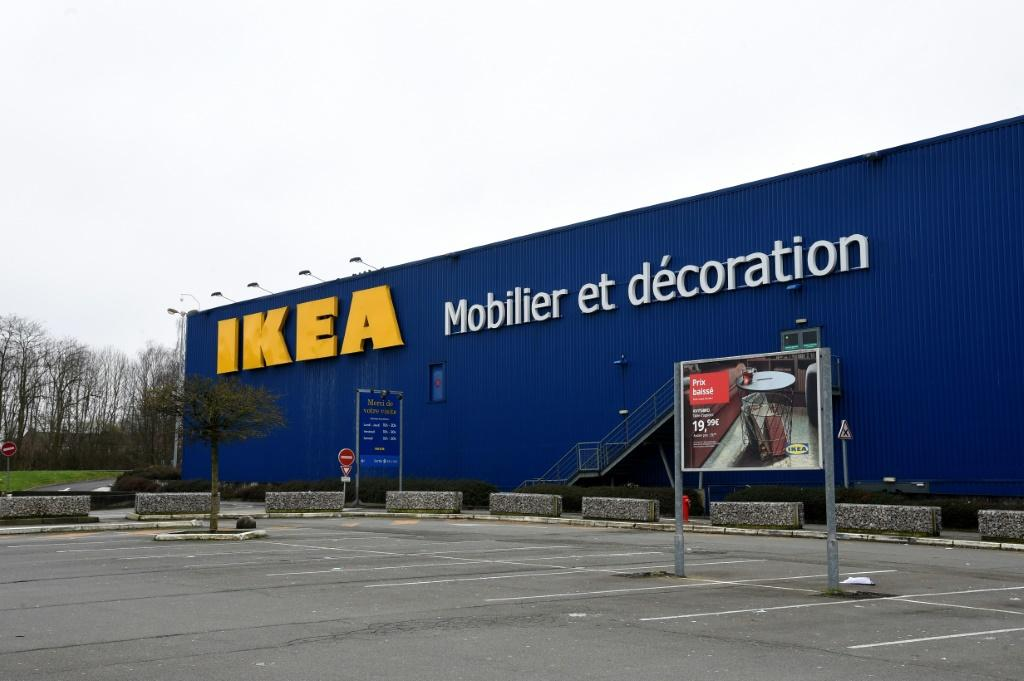 Ikea says it has 'already been punished very severely in terms of its reputation' in France