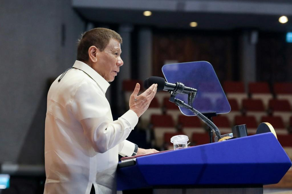 Philippine President Rodrigo Duterte will 'never cooperate' with an International Criminal Court probe into the country's deadly drug war, his spokesman has said
