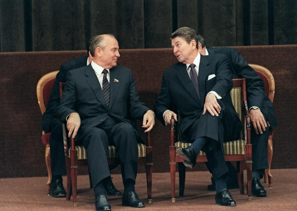 The choice of Geneva recalls the Cold War summit between US president Ronald Reagan and Soviet leader Mikhail Gorbachev in the Swiss city in 1985