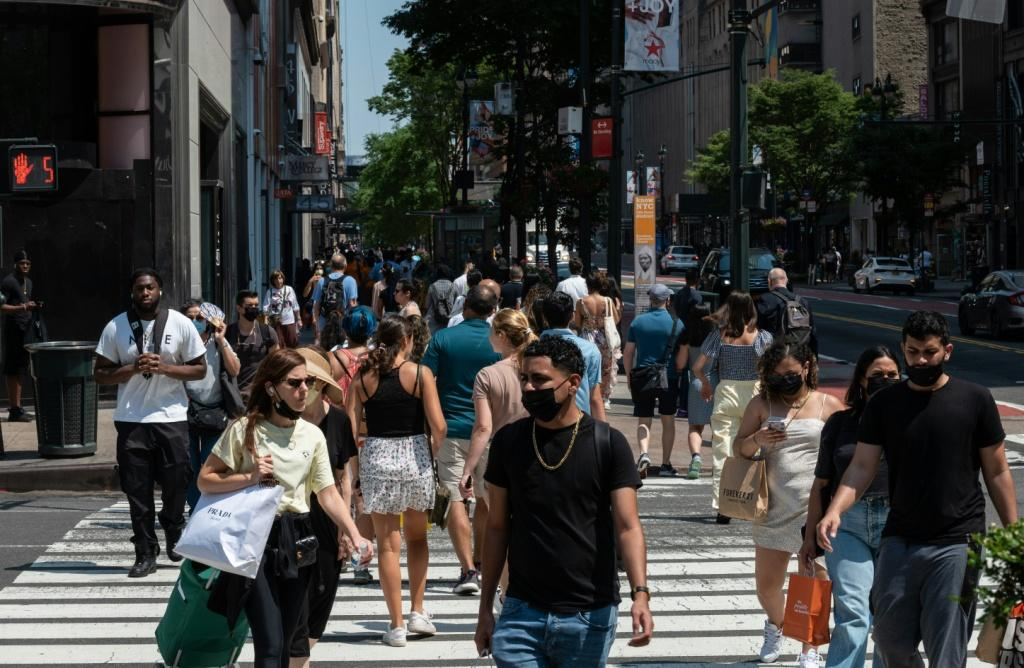 US consumers are reprioritizing their spending, data said, as the economy reopens following the sharp downturn caused by Covid-19