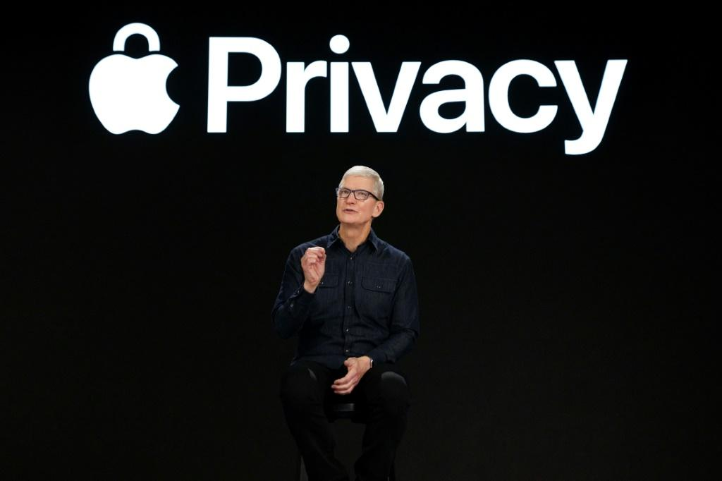 Apple CEO Tim Cook argues curbs on downloading apps are essentially to protect consumers from dangerous software. previews powerful new privacy protections at Apple's Worldwide Developers Conference at Apple Park in Cupertino, California. Apple kicked