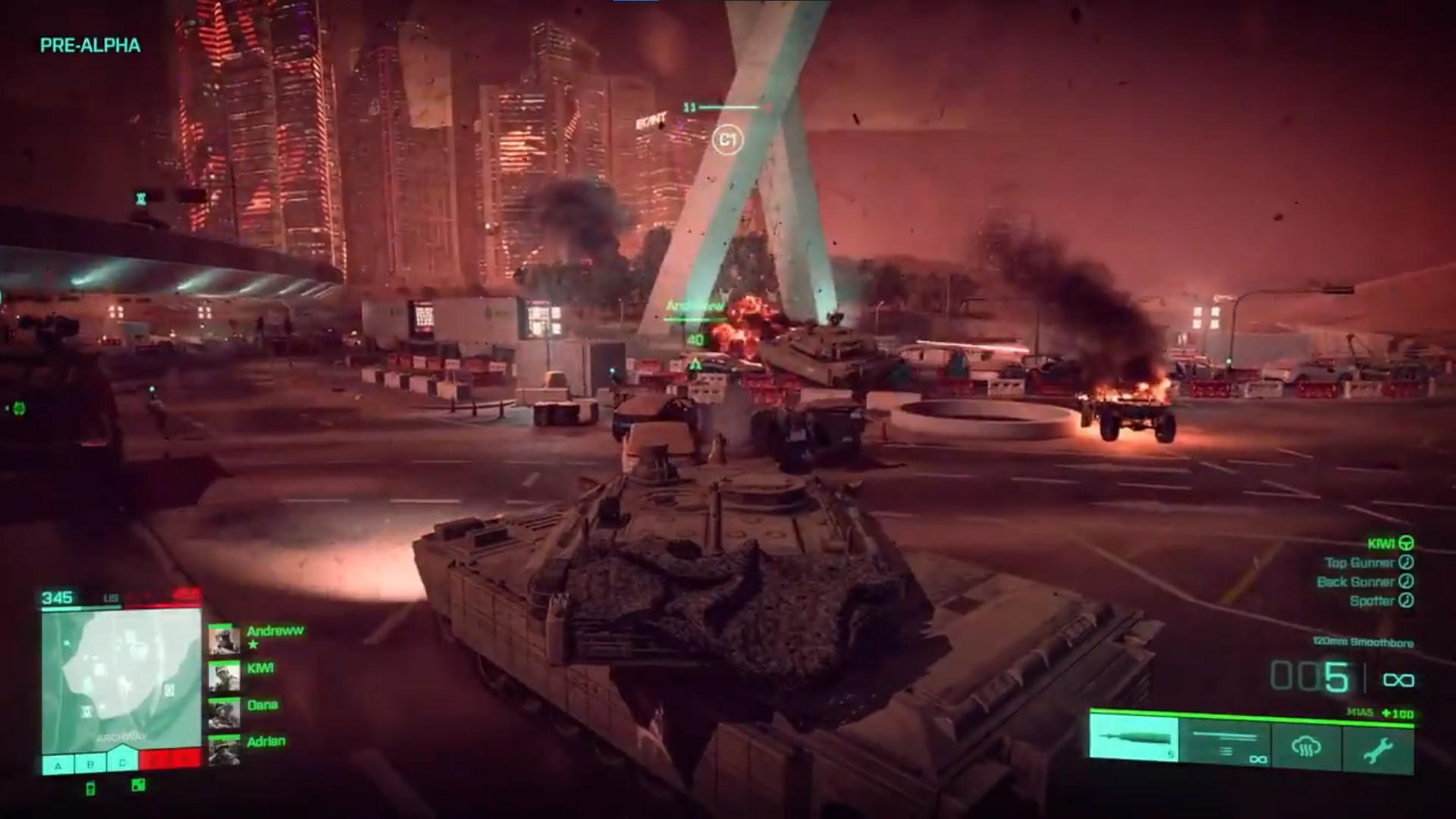 Battlefield 2042 is bringing some changes to vehicles to accommodate the larger map sizes