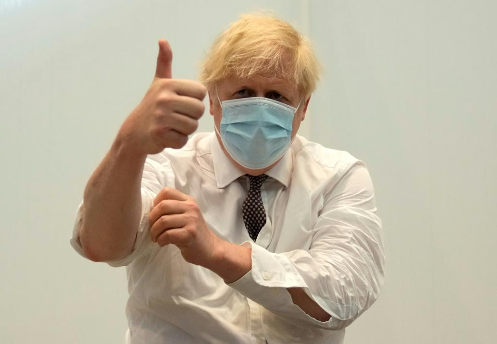 Boris Johnson has insisted the extension of restrictions would be the last