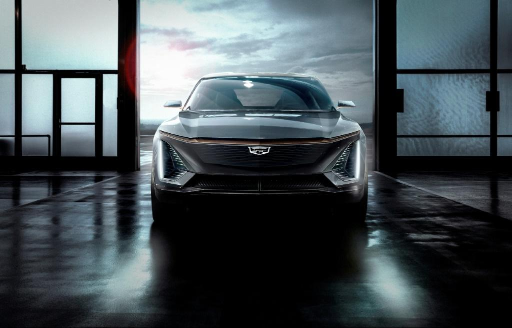 GM CEO Mary Barra said momentum is building for electric vehicles