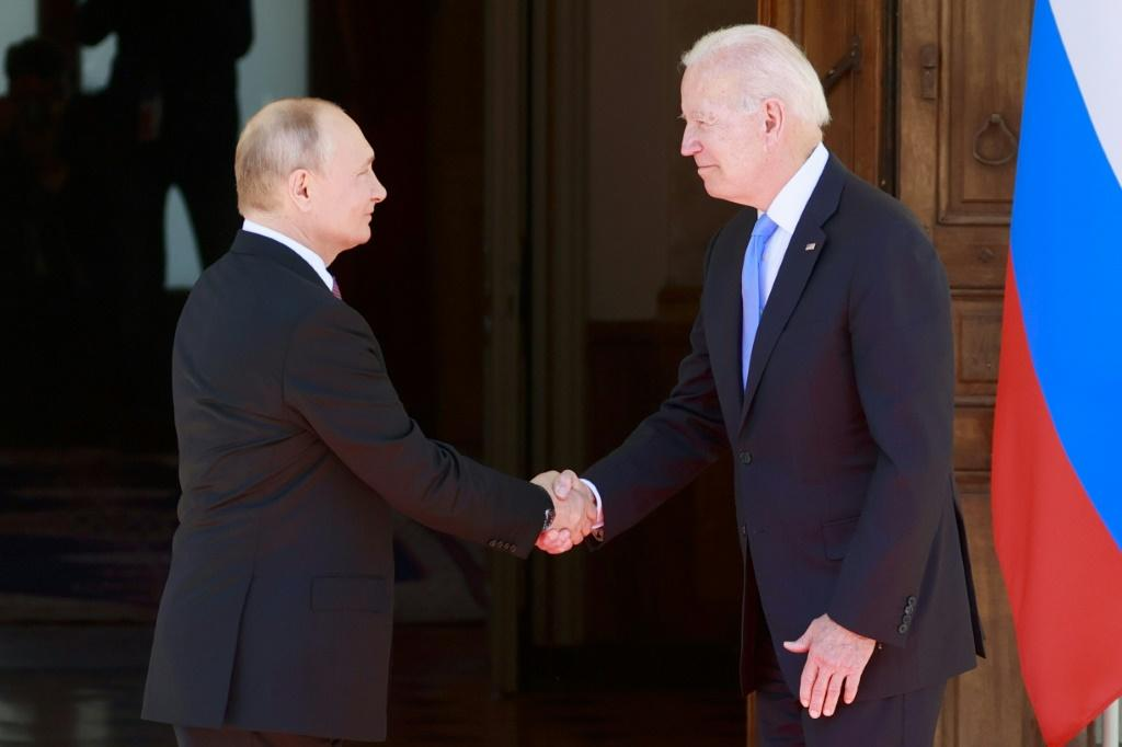 Putin said Russia was ready to continue the dialogue provided the Washington was also willing to do so