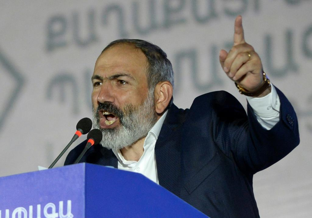 Pashinyan has lost much of his lustre