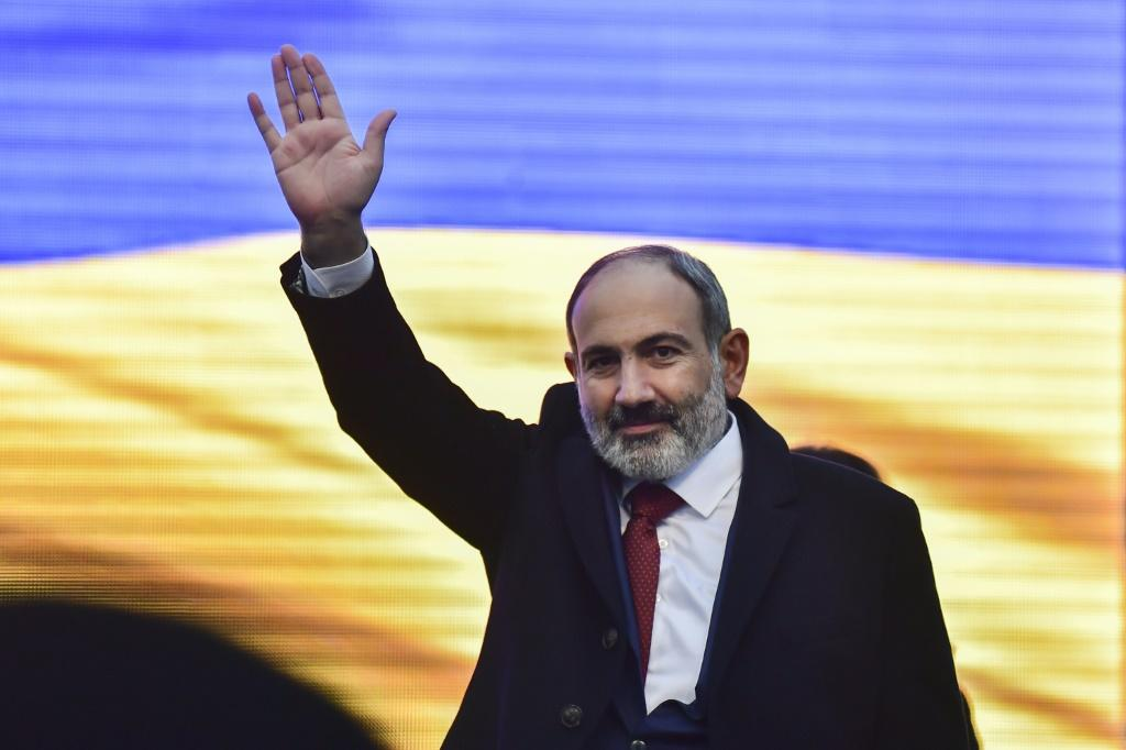 Armenian Prime Minister Nikol Pashinyan has lost much of his lustre after a military defeat last year to arch foe Azerbaijan