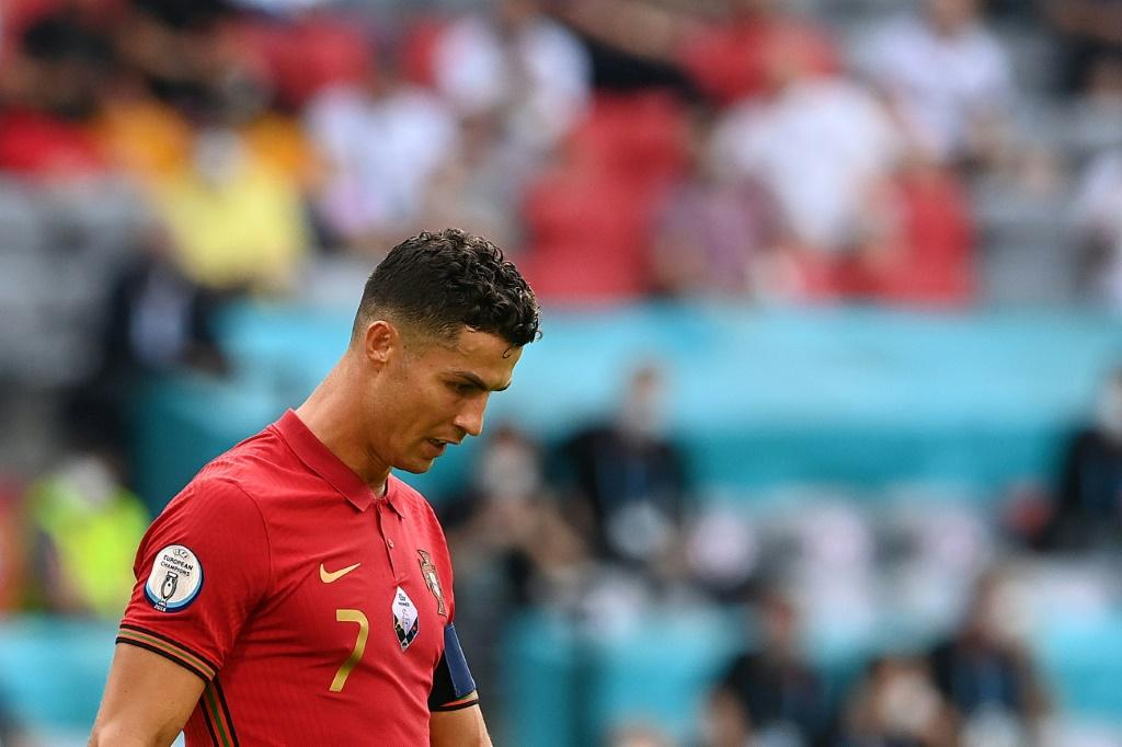 Cristiano Ronaldo scored his 107th goal for Portugal but could not prevent the holders sliding to a 4-2 defeat in Munich