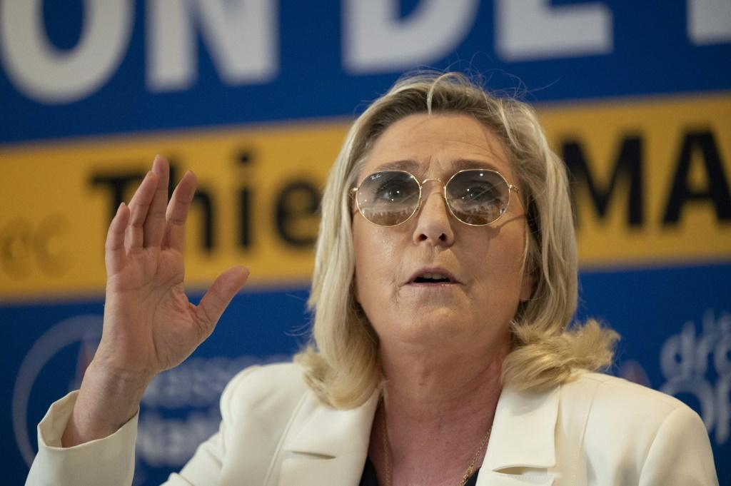 Le Pen's National Rally is tipped to win at least one region for the first time