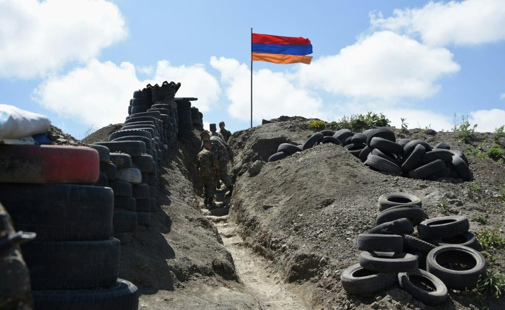 Armenia and Azerbaijan fought a vicious six-week war last year which claimed some 6,500 lives