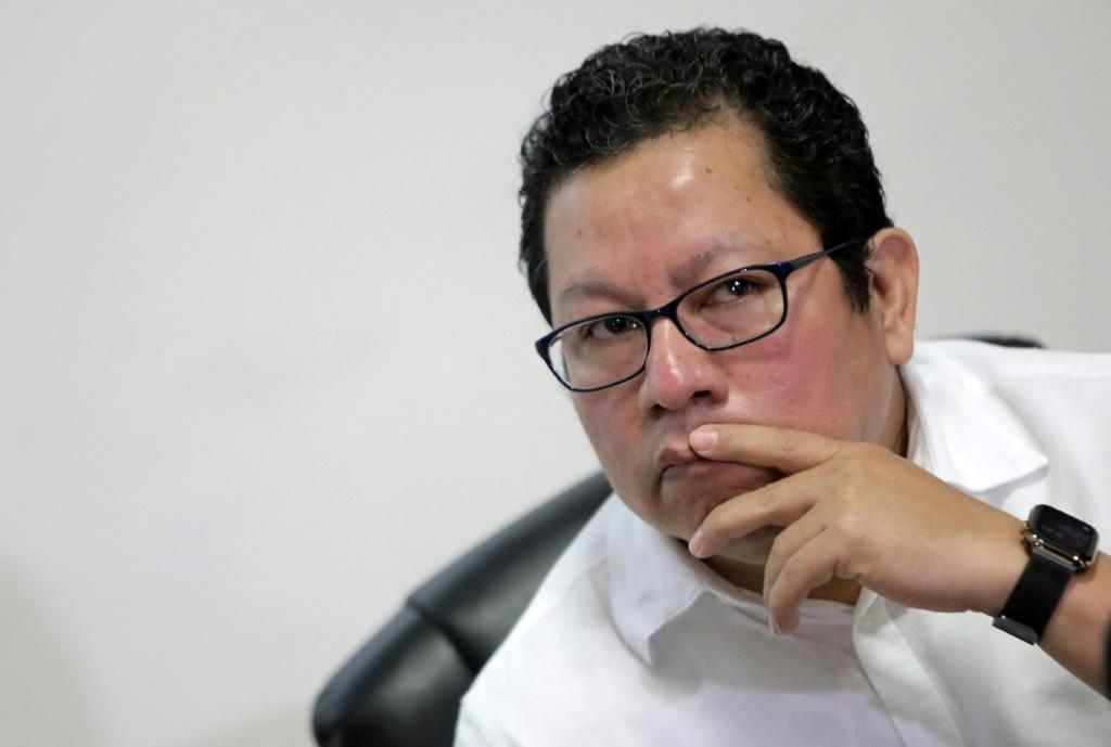 Nicaraguan journalist Miguel Mora was detained as part of a mounting crackdown by President Daniel Ortega ahead of elections this year