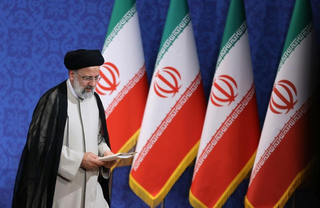 Raisi, an ultraconservative cleric who heads Iran's judiciary, will replace moderate President Hassan Rouhani in August
