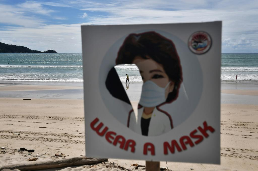 Thailand has imposed strict restrictions on visitor arrivals in order to stem the coronavirus, but discouraging visitors has hit its tourism-dependent economy hard