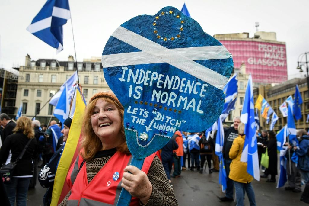 The Brexit decision has emboldened the nationalist movement in pro-EU Scotland.