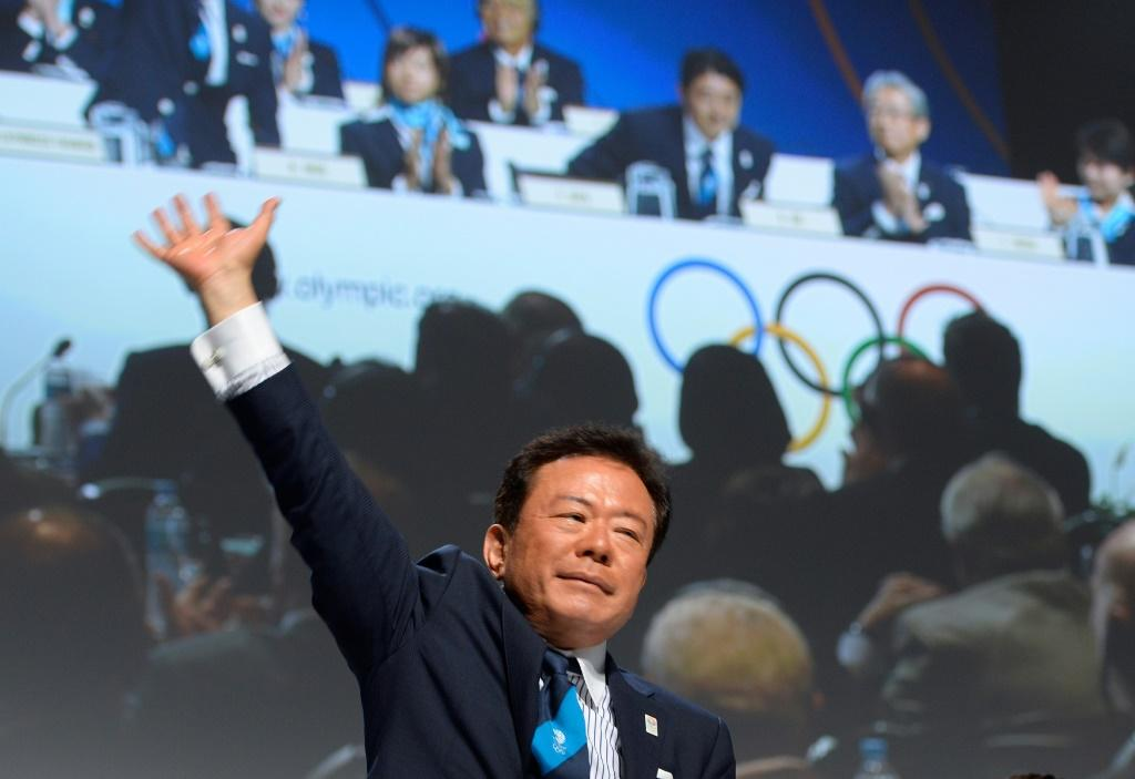 Tokyo was named host of the 2020 Olympics in 2013