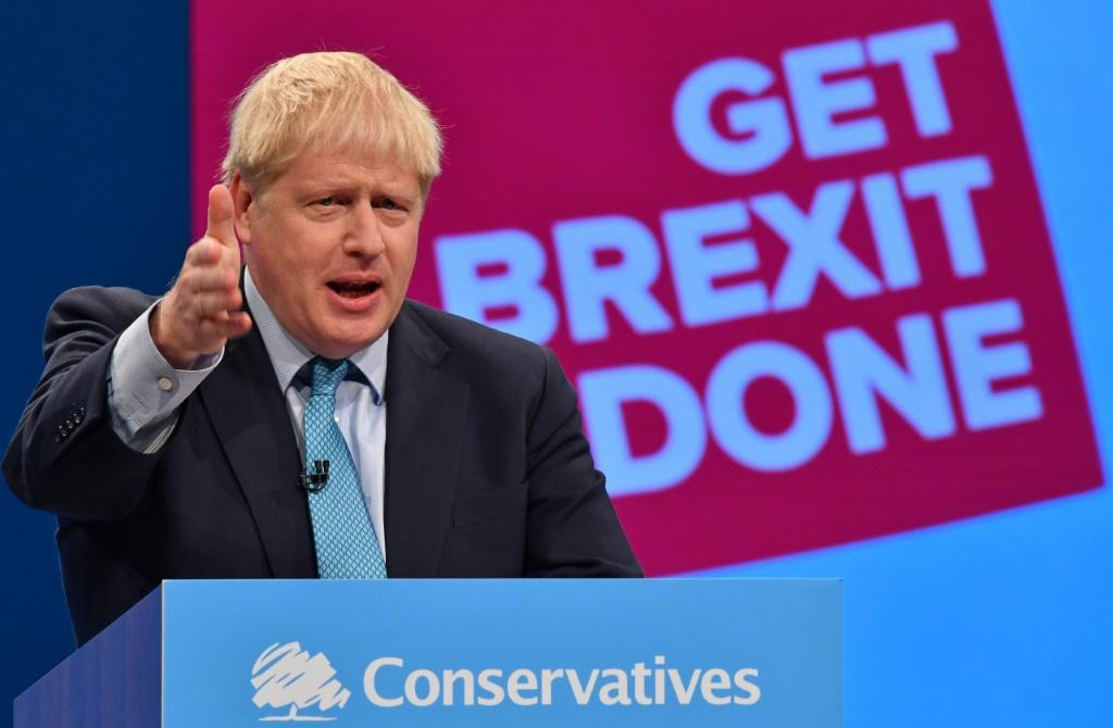 As a leading Brexit campaigner before the 2016 referendum, Boris Johnson promised a bright new era for 'Global' Britain