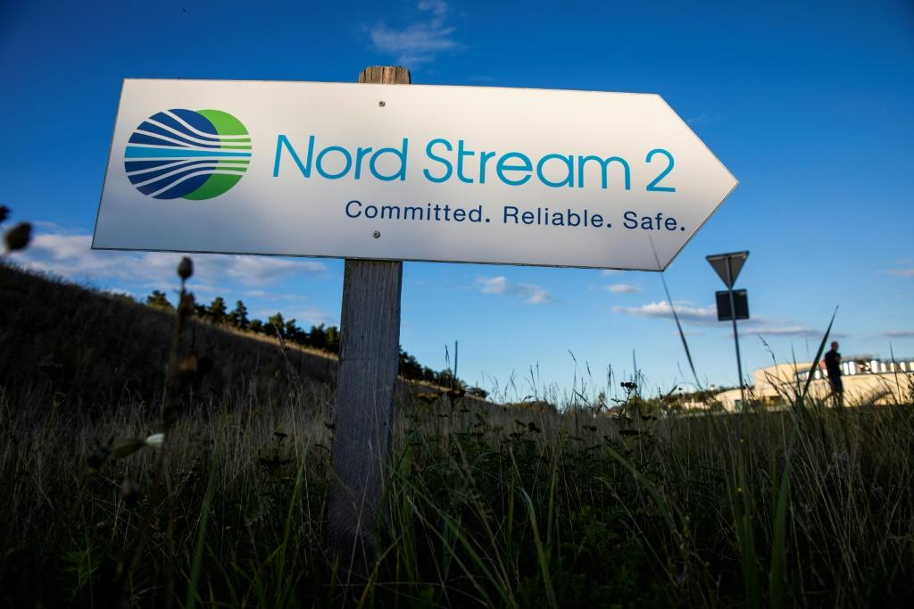 The Nord Stream 2 gas pipeline from Russia to Germany, wich is nearing completion, is a key source of tension with the United States