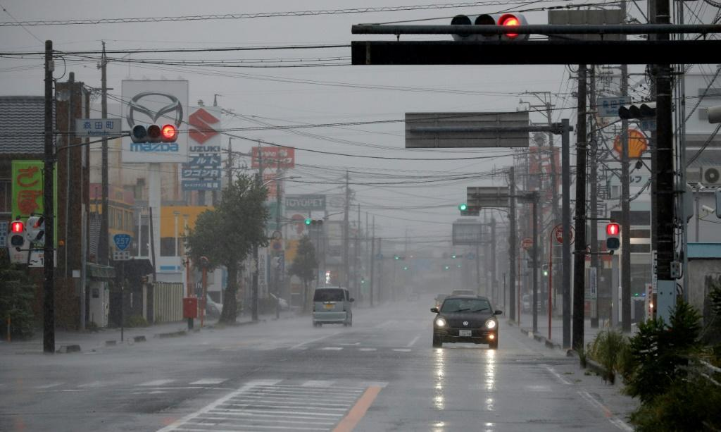 Much of Japan is currently in its rainy season, which often causes floods and landslides