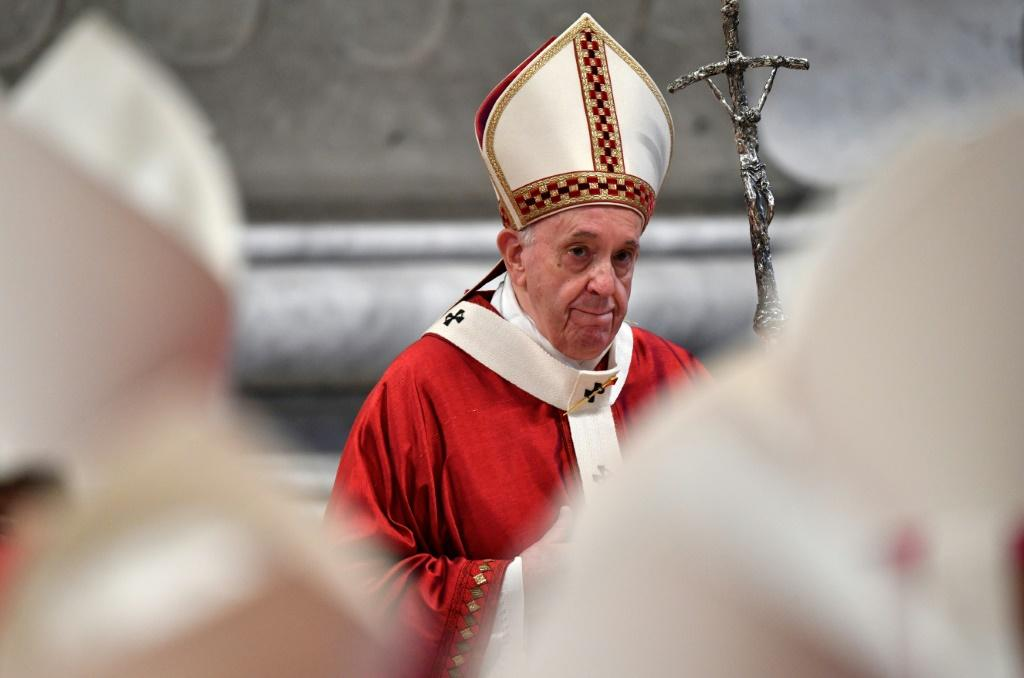 Pope Francis talks openly about his health conditions, physical and psychological