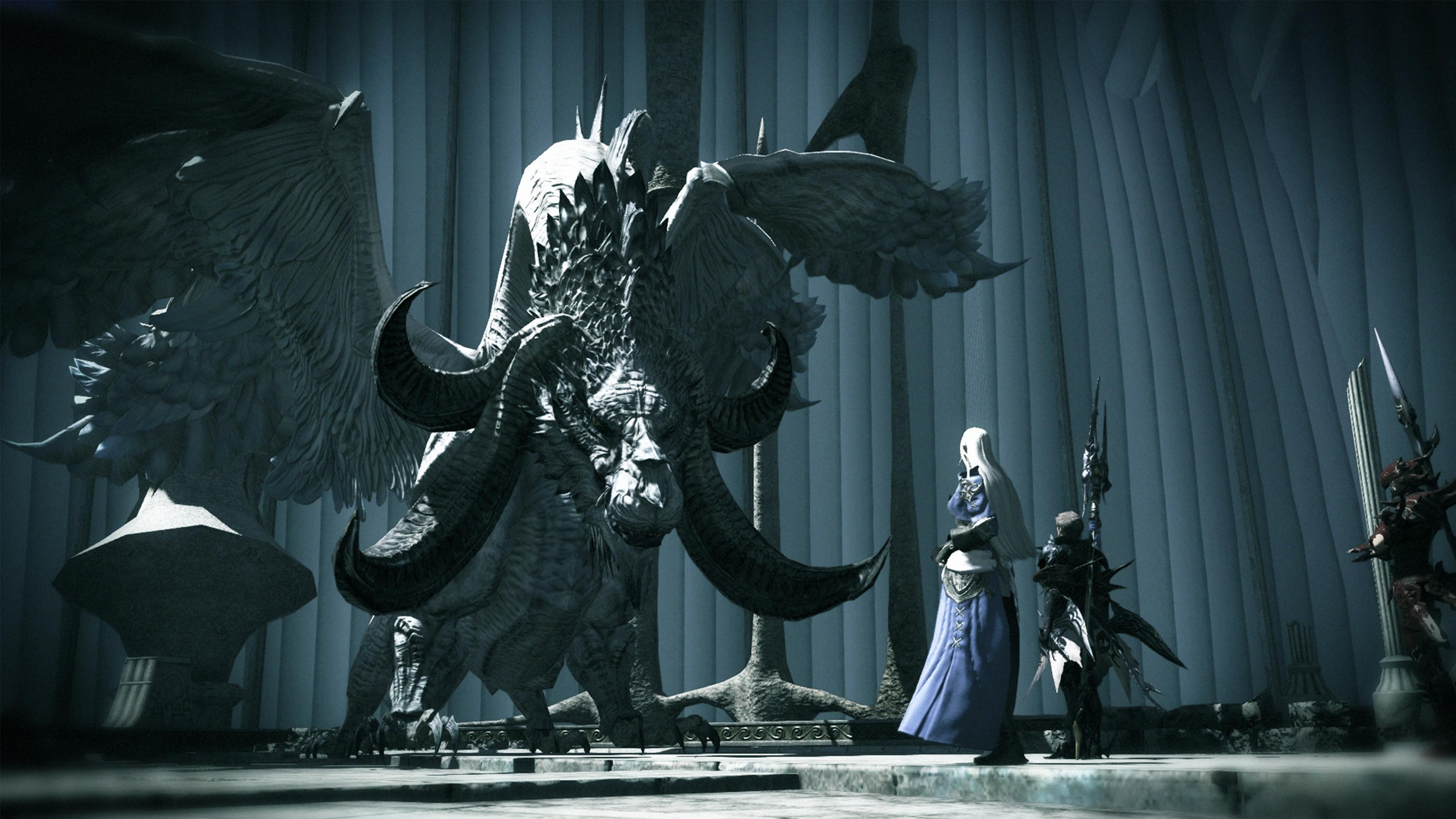 Final Fantasy 14 Heavensward is considered one of the best story arcs in any Final Fantasy game so far