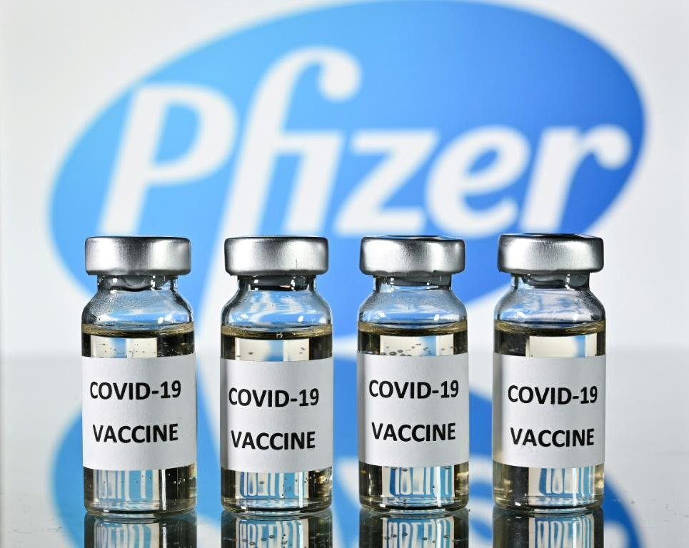 Pfizer and BioNTech also said they were developing a Delta-specific vaccine to combat the highly transmissible Covid variant