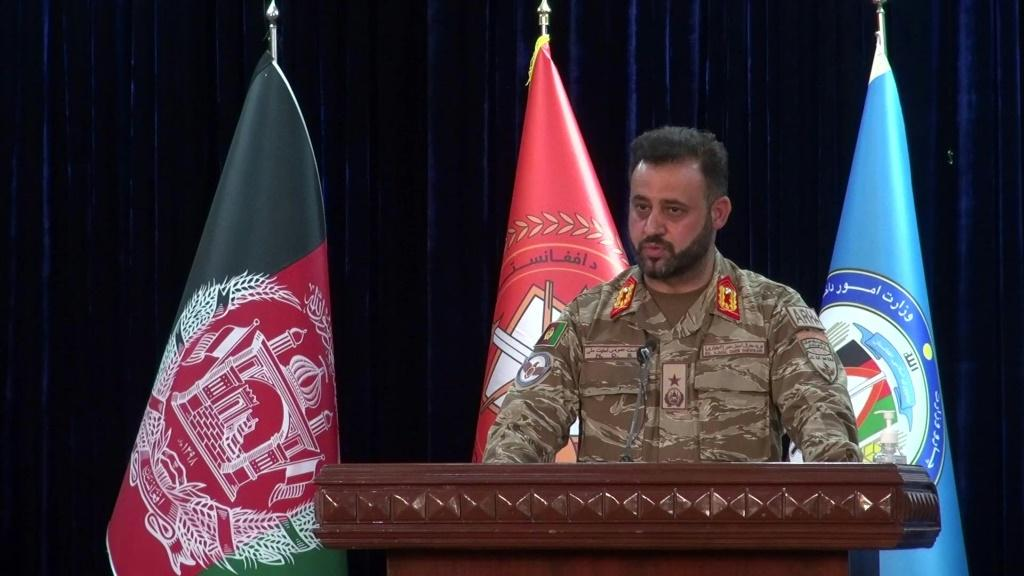 """The Afghan National Security Forces say the situation in Badghis province is """"not to be worried about"""" after the Taliban launched a major assault on the provincial capital, the first since the US military began its final drawdown of troops from the countr"""
