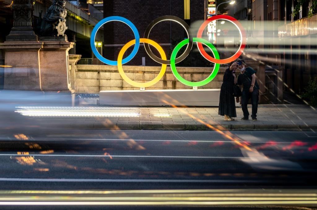 The delayed Tokyo Olympics have been plagued by coronavirus concerns
