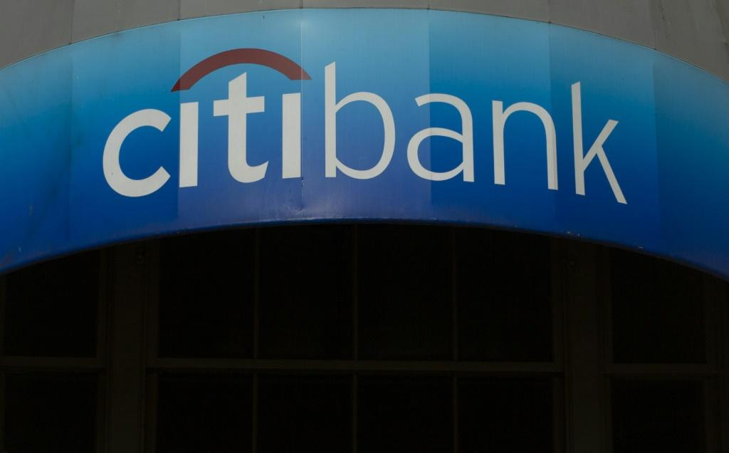 Citigroup was among the large banks to see earnings lifted by funds that had been set aside in case of bad loans