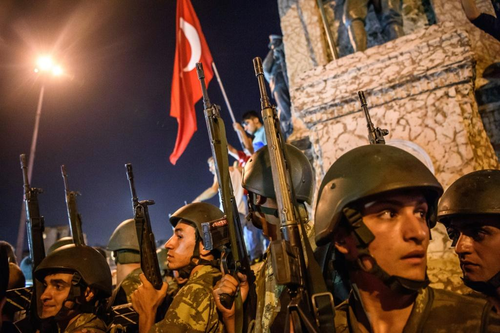 Some 250 people -- in addition to at least 24 plotters -- died on the night of the failed coup in Turkey, on July 15, 2016