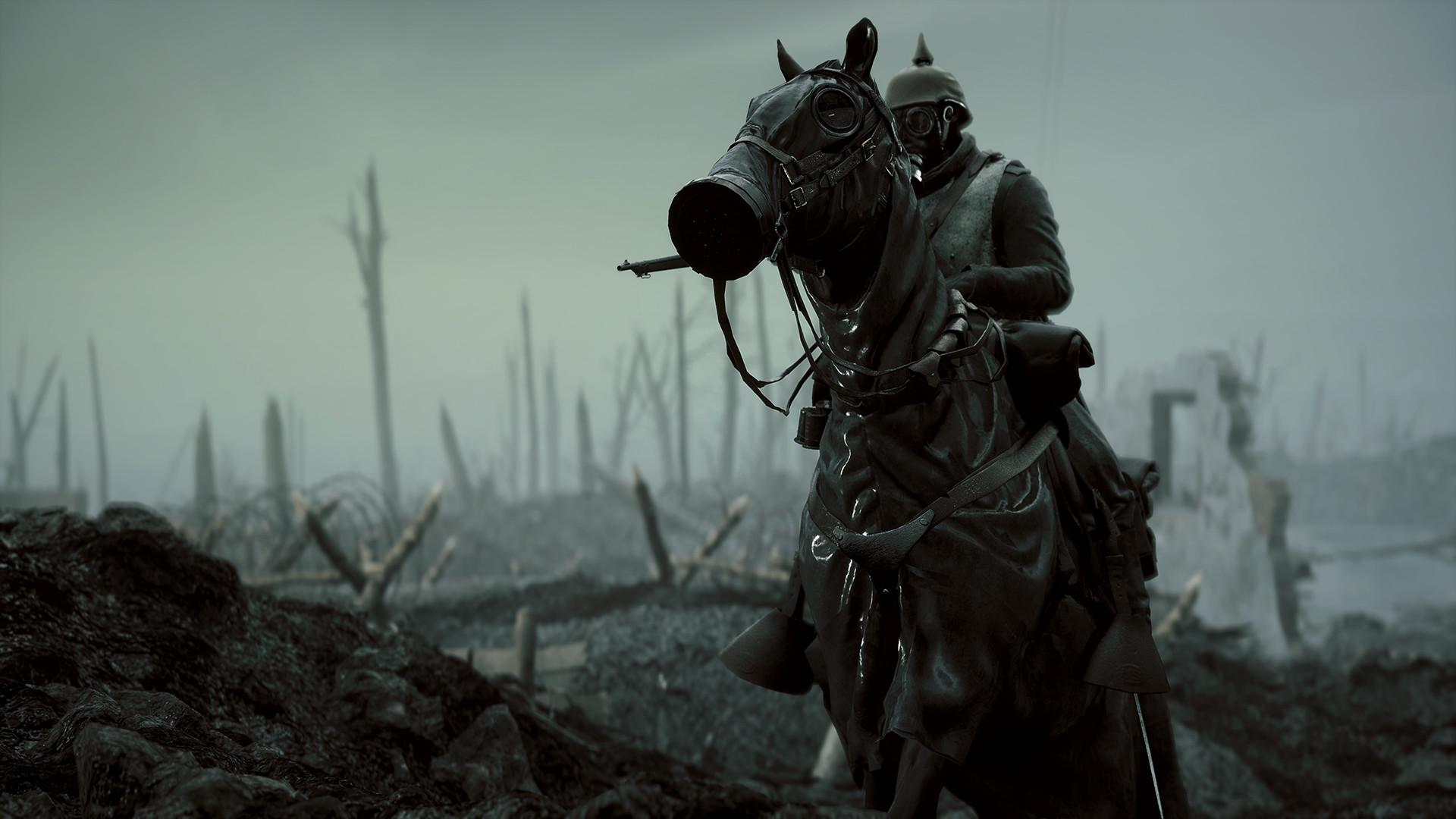 Battlefield 1's harrowing depiction of the horrors of the first World War is accurately portrayed in its environmental design