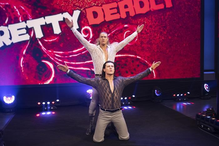 Pretty Deadly of NXT UK
