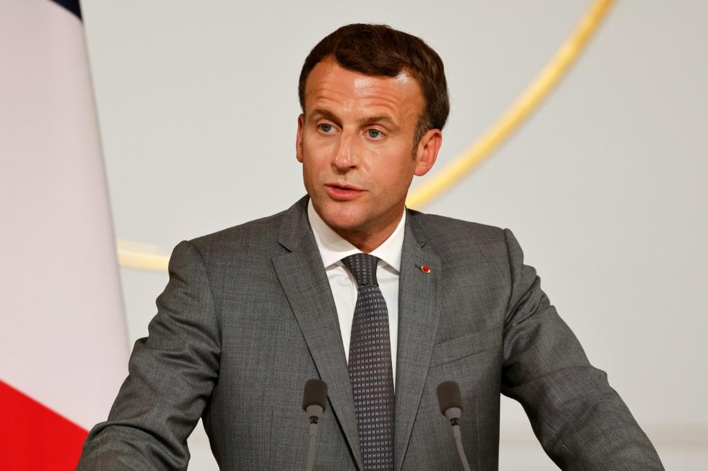 French President Emmanuel Macron's phone number was among some 50,000 believed to have been identified as people of interest since 2016 by clients of the Israeli firm NSO, developer of the Pegasus cyber-surveillance technology