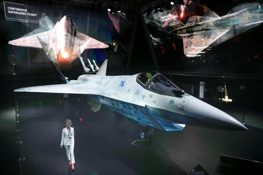 The new Sukhoi Checkmate can strike six targets simultaneously on land, air or sea