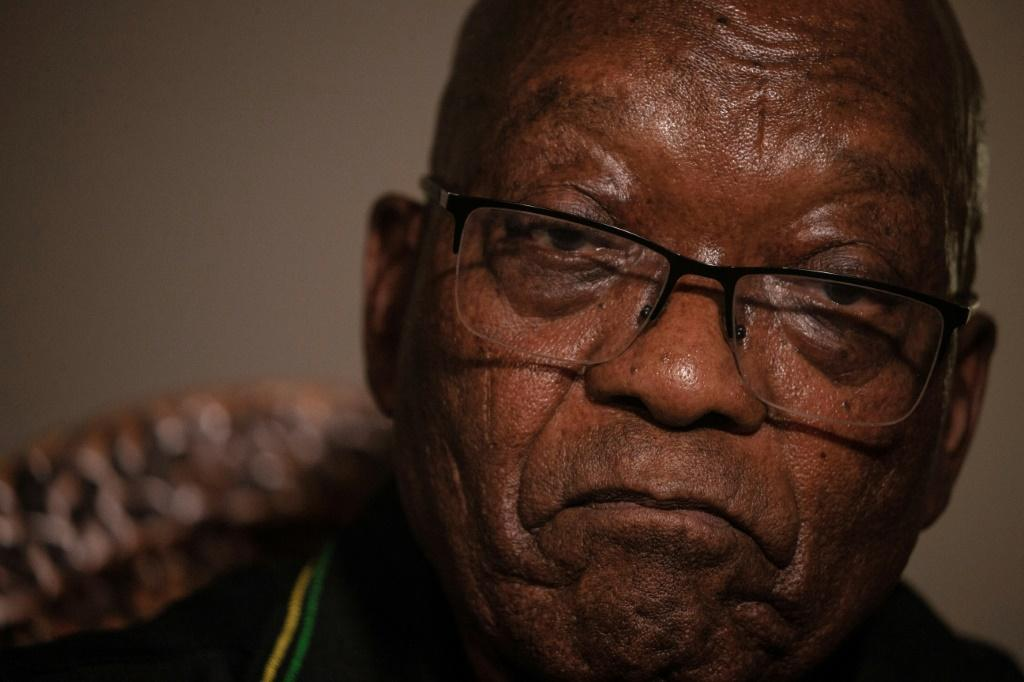 Zuma retains a hard-core following within South Africa's ruling ANC, even though his presidency was tainted by corruption scandals