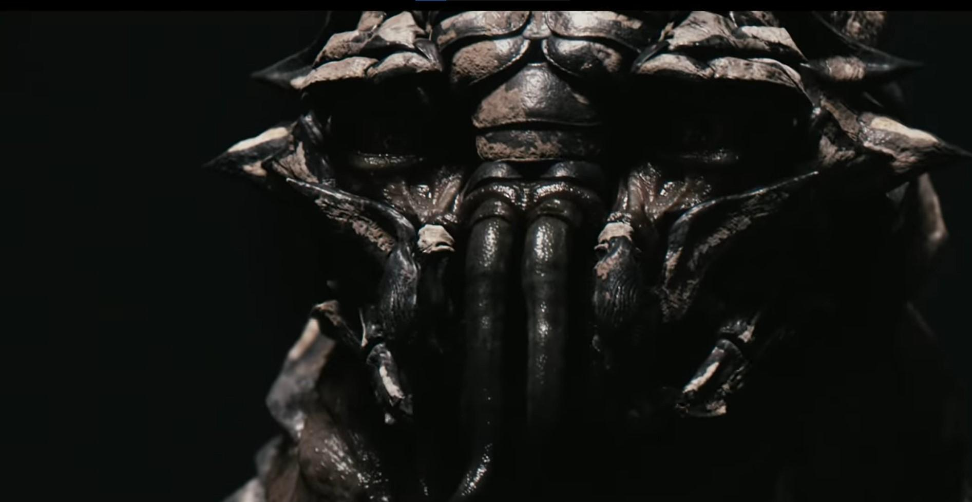 """The aliens of District 9, nicknamed """"Prawns"""