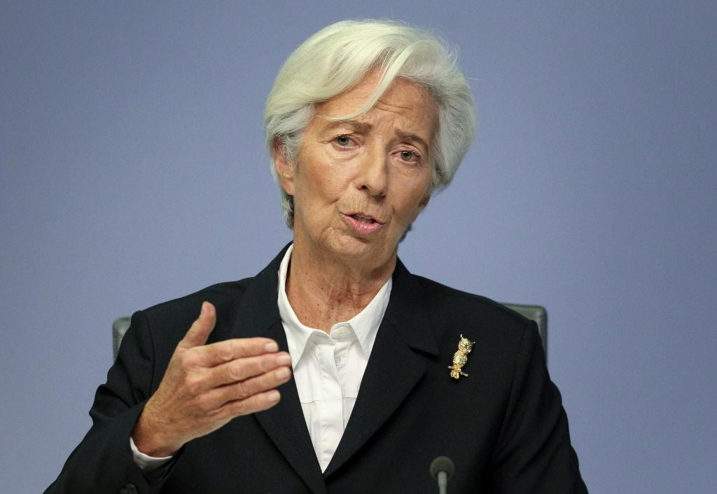Christine Lagarde, President of the European Central Bank (ECB), stressed that the ECB was not going as far as the US Federal Reserve in offering more leeway for fluctuations