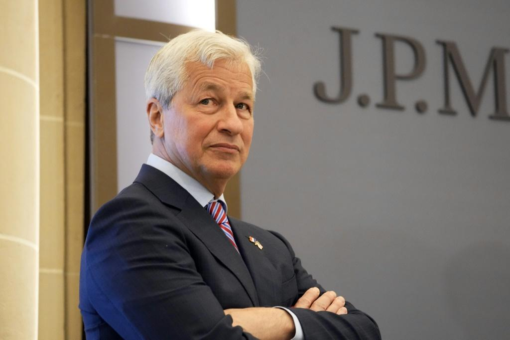 JP Morgan Chase granted Jamie Dimon a one-time stock option bonus award to coax him to stay longer as CEO
