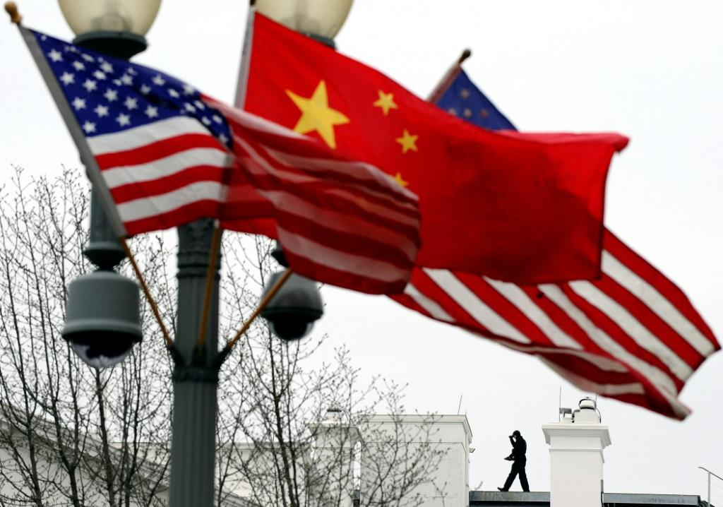 Tensions between China and the United States have soared in recent months