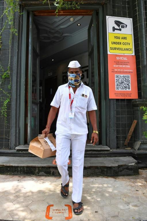 A tie-up with some of Mumbai's most popular eateries allowed Jadhav and 30 others to return to work